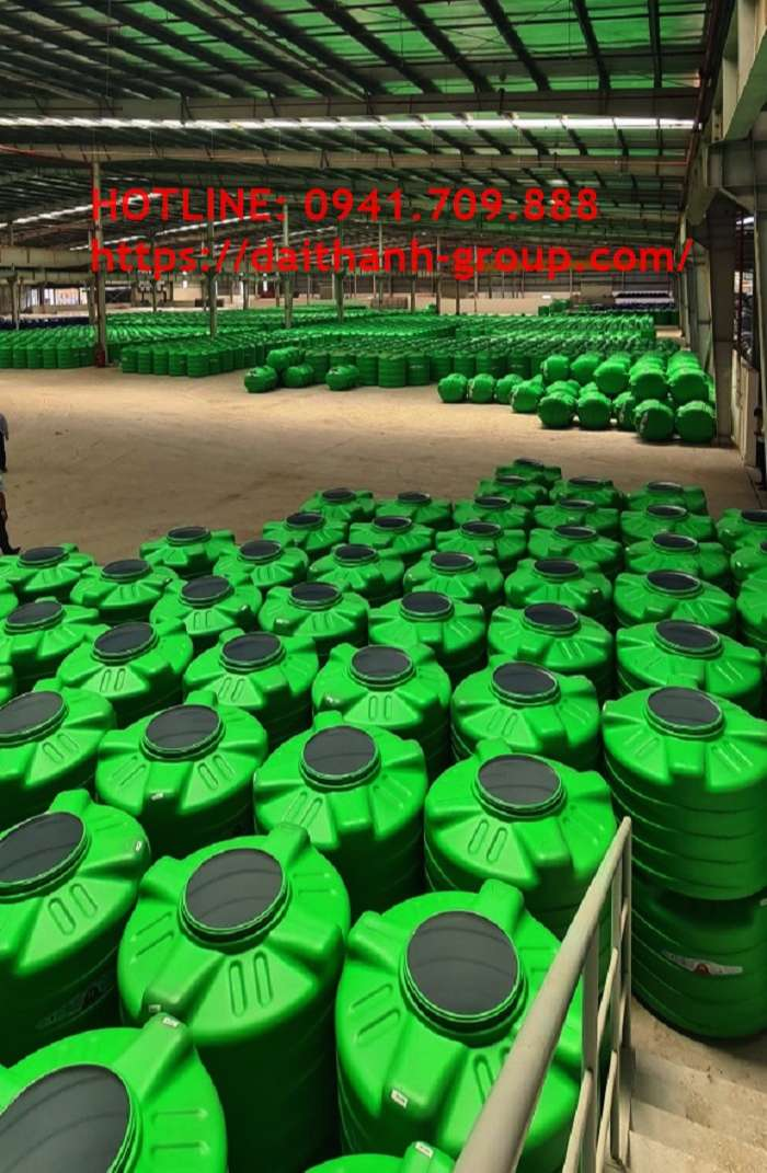 Cam kết của đại lý phân phối bồn nước nhựa Đại Thành Quảng Nam