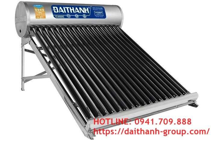 Công dụng của máy nước nóng năng lượng mặt trời
