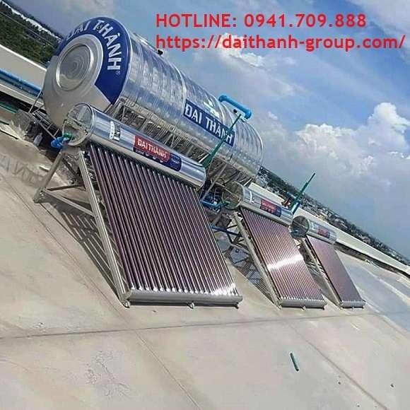 Đại lý cung cấp máy nước nóng năng lượng mặt trời chính hãng