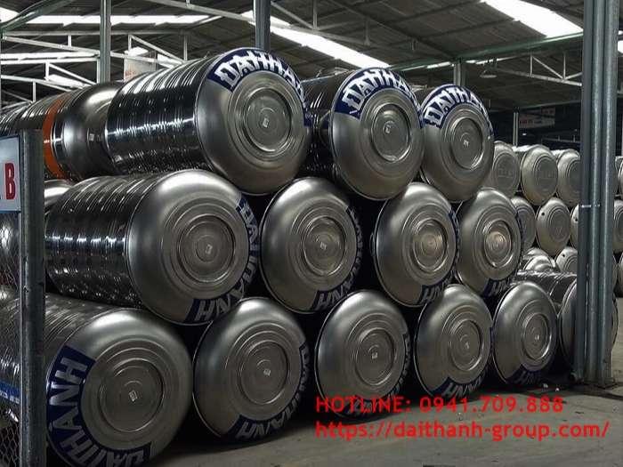 Đại lý phân phối bồn nước inox Đại Thành