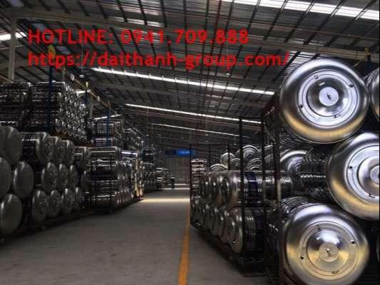 Đại lý phân phối bồn nước inox Đại Thành Bình Tân