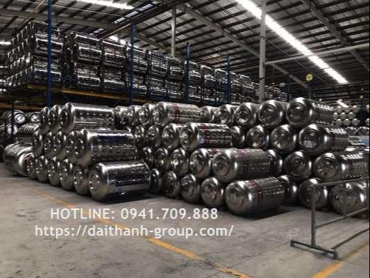 Đại lý phân phối bồn nước inox Đại Thành Tân Phú