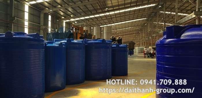 Đại lý phân phối bồn nước nhựa Đại Thành Quận 6