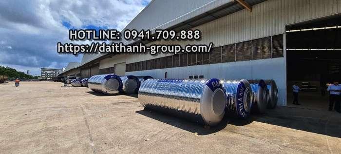 Đại lý phân phối bồn nước inox Đại Thành quận 10