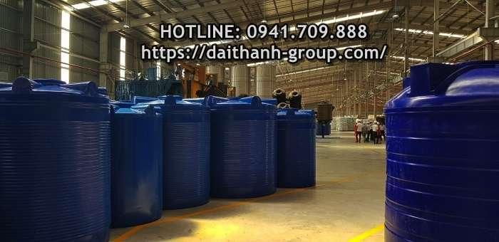 Đại lý phân phối bồn nước nhựa Đại Thành