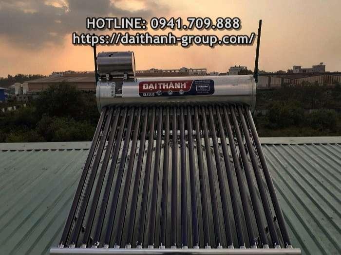 Tính năng ưu việt của máy năng lượng mặt trời Đại Thành