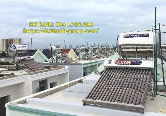 Đơn vị chuyên cung cấp máy năng lượng mặt trời Đại Thành chính hãng