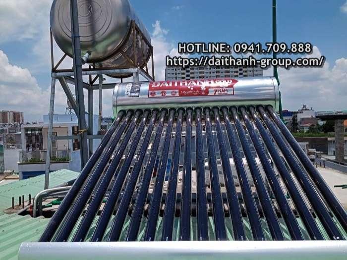 Nhà cung cấp máy năng lượng mặt trời Đại Thành uy tín