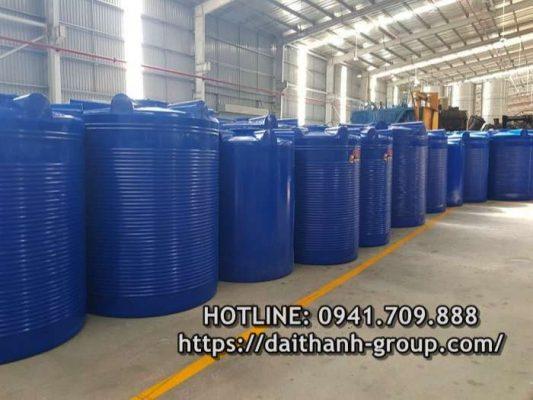 Cung cấp bồn nước nhựa Đại Thành chính hãng