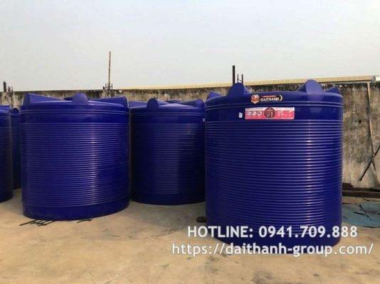 Đơn vị cung cấp bồn nước nhựa Đại Thành uy tín, chính hãng