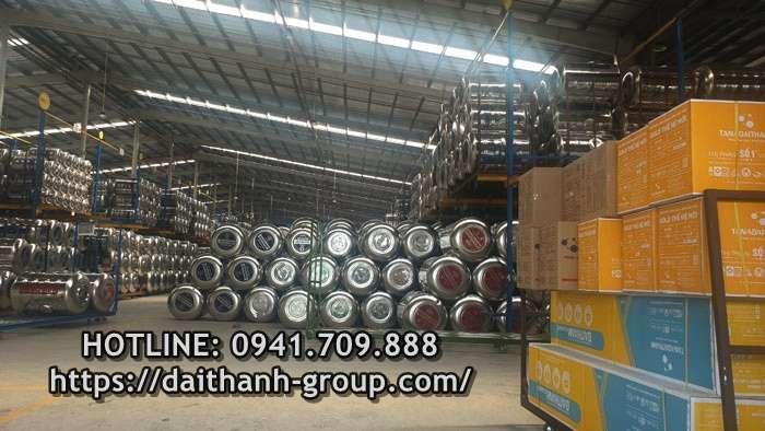 Nhà phân phối bồn inox Đại Thành