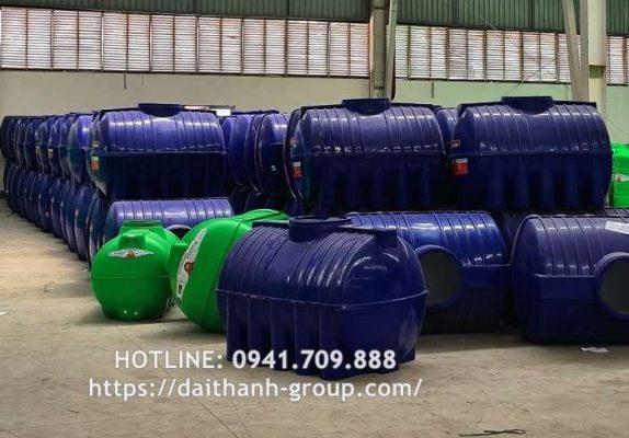 Đại lý cung cấp bồn nước nhựa Đại Thành uy tín