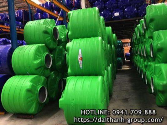 Đơn vị cung cấp bồn nước nhựa Đại Thành uy tín