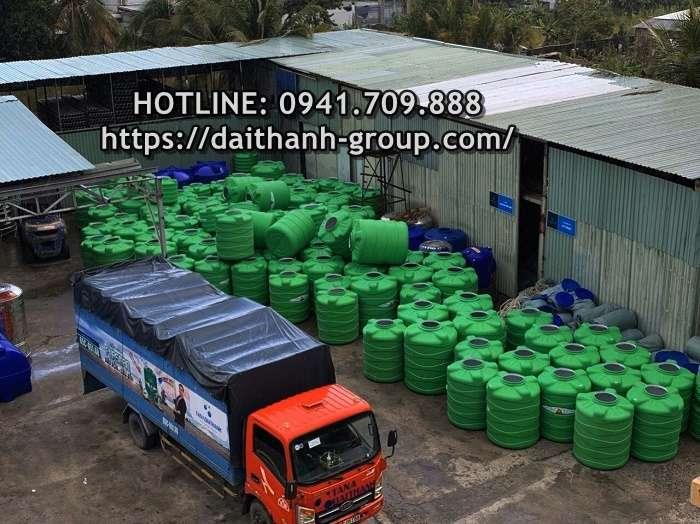 Những lí do nên lựa chọn sử dụng sản phẩm bồn nước nhựa Đại Thành