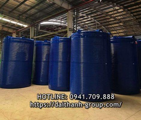 Bồn nước nhựa Đại Thành 500l giá bao nhiêu?