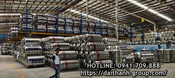 Cung cấp bồn nước inox Đại Thành giá rẻ tại Phú Nhuận