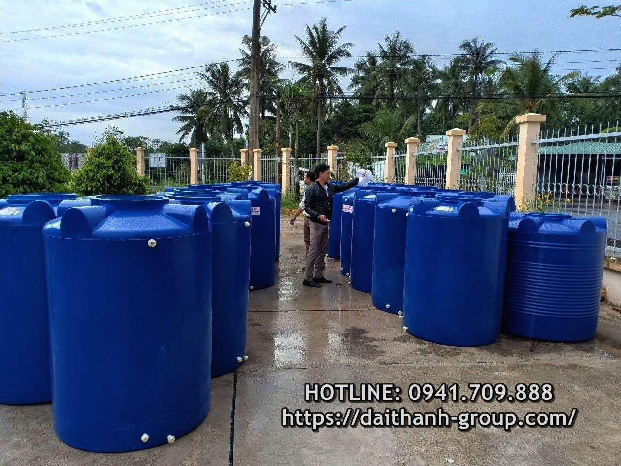 Đơn vị cung cấp bồn nước nhựa Tân Á 300l tại Hà Nội