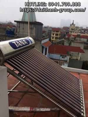 Cung cấp máy nước nóng năng lượng mặt trời Tân Á tại Hà Nội