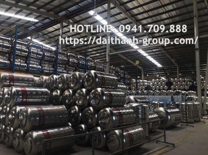 Danh sách các đơn vị phân phối bồn nước inox Đại Thành