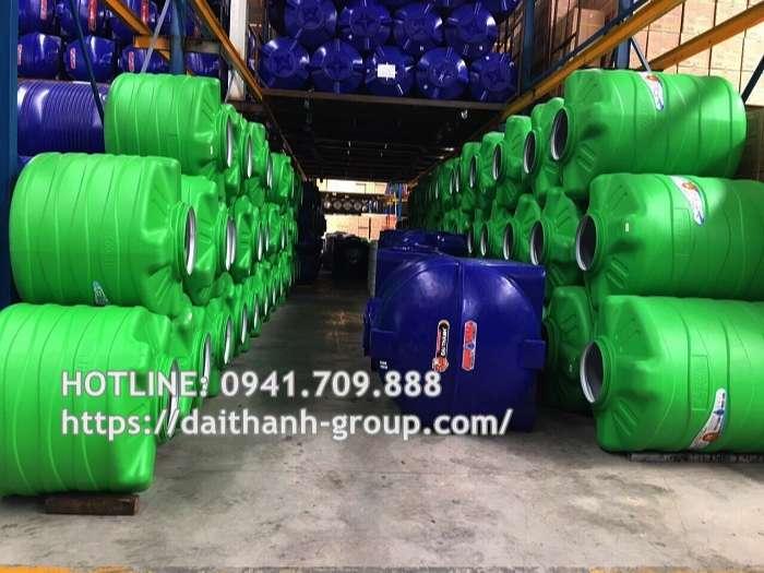 Nhà phân phối bồn nước nhựa Đại Thành 1000 lít