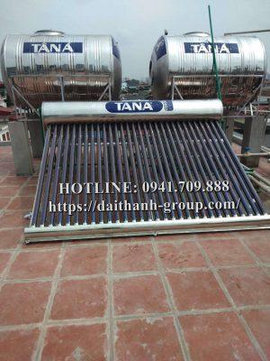 Nhà phân phối máy nước nóng năng lượng mặt trời Tân Á tại Hà Nội