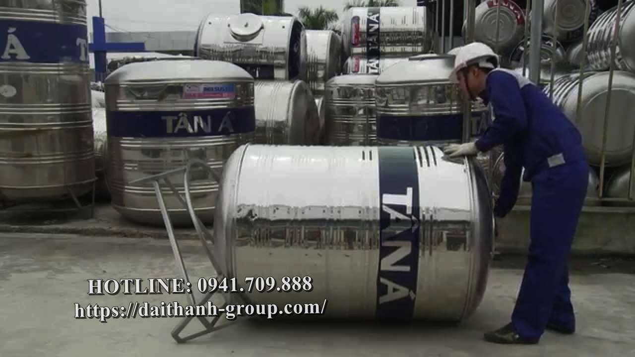 Đại Thành Group đơn vị phân phối bồn nước inox Tân Á uy tín tại Hà Nội