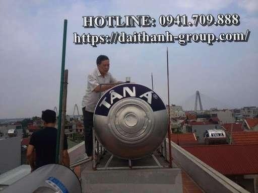 Phân phối bồn nước inox Tân Á tại Hà Nội