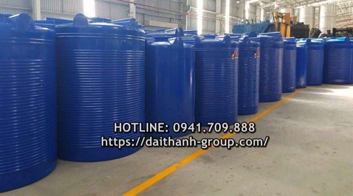 Phân phối bồn nước nhựa Đại Thành 500l