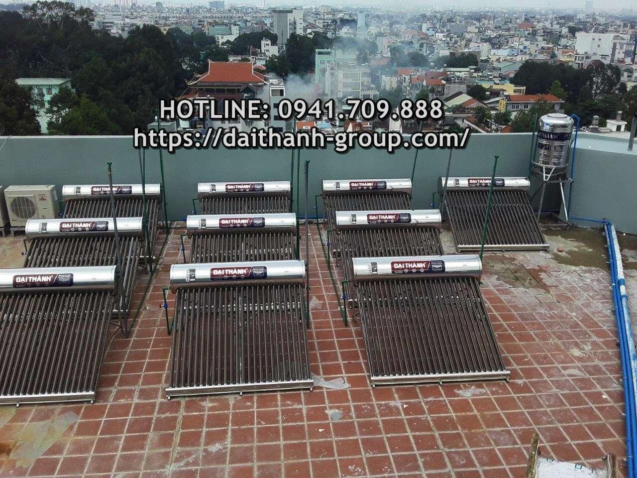 Danh sách các đơn vị cung cấp máy năng lượng mặt trời Đại Thành tại Hà Nội