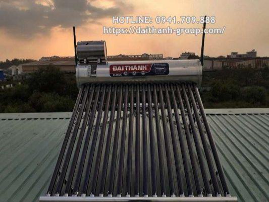 Phân phối máy nước nóng năng lượng mặt trời Đại Thành 180l chính hãng