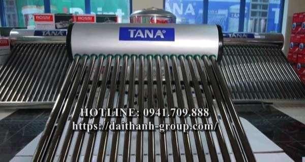 Đại lý cung cấp máy nước nóng năng lượng mặt trời Tân Á uy tín tại Hà Nội
