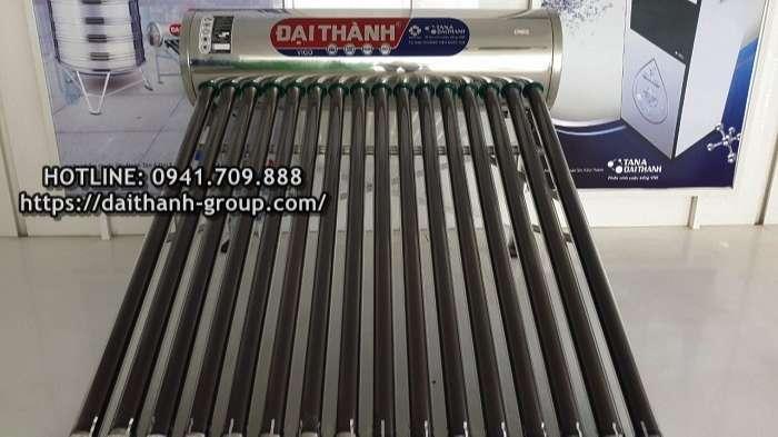 Nhà phân phối máy nước nóng năng lượng mặt trời Đại Thành 130l