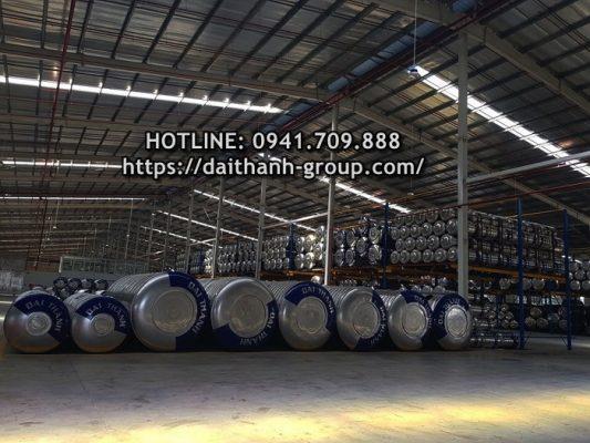 Đại lý phân phối bồn nước inox Đại Thành chính hãng tại TPHCM