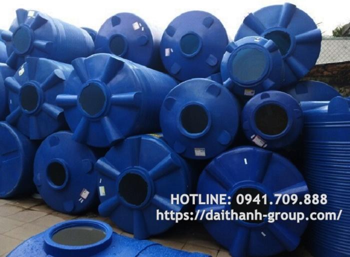 Đơn vị phân phối bồn nước nhựa Đại Thành chính hãng