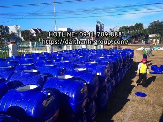 Phân phối bồn nước nhựa Đại Thành chính hãng