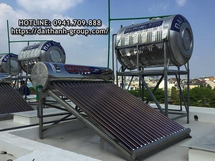 Lợi ích máy năng lượng mặt trời Đại Thành đem lại
