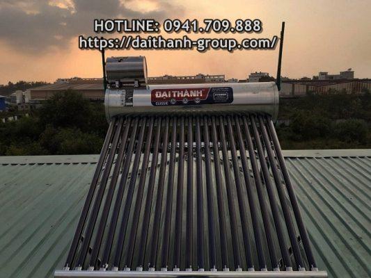 Cung cấp máy nước nóng năng lượng mặt trời Đại Thành 180l