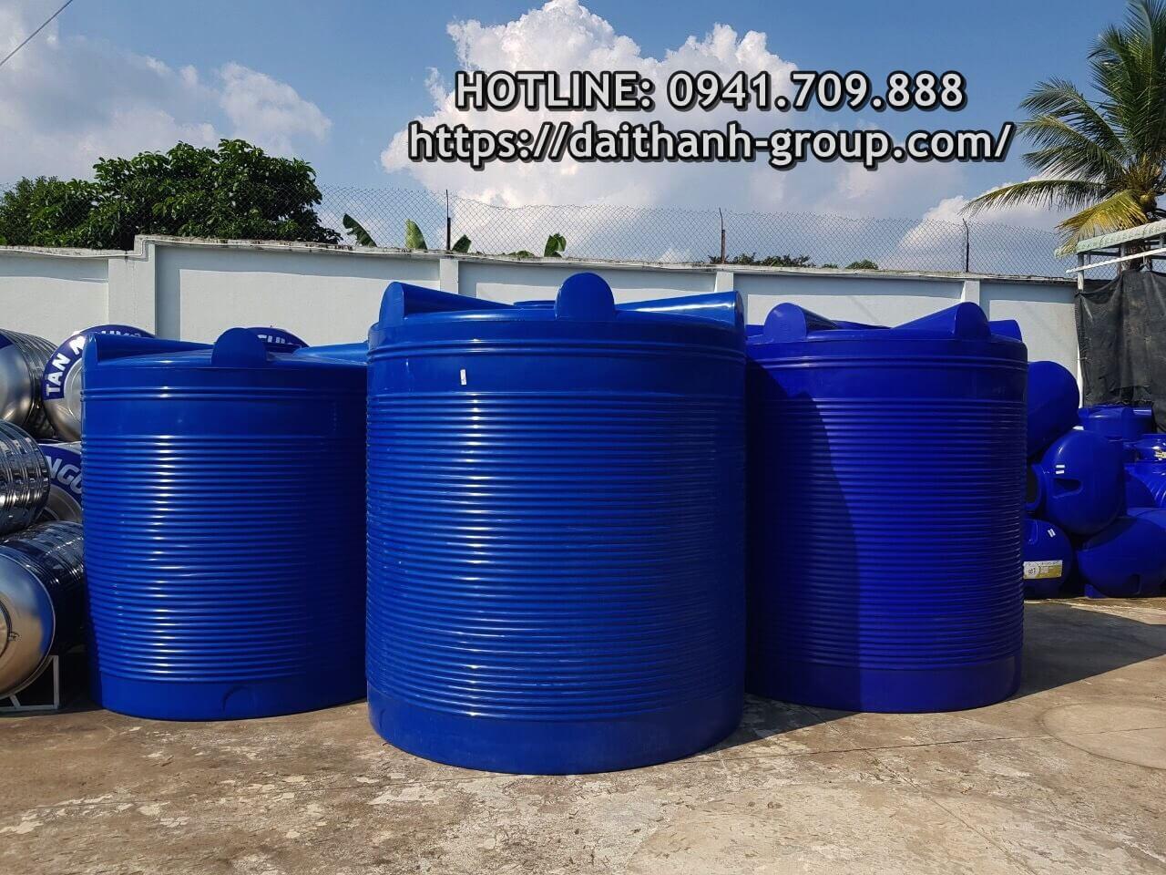 Những đặc tính nổi trội của sản phẩm bồn nước nhựa Đại Thành