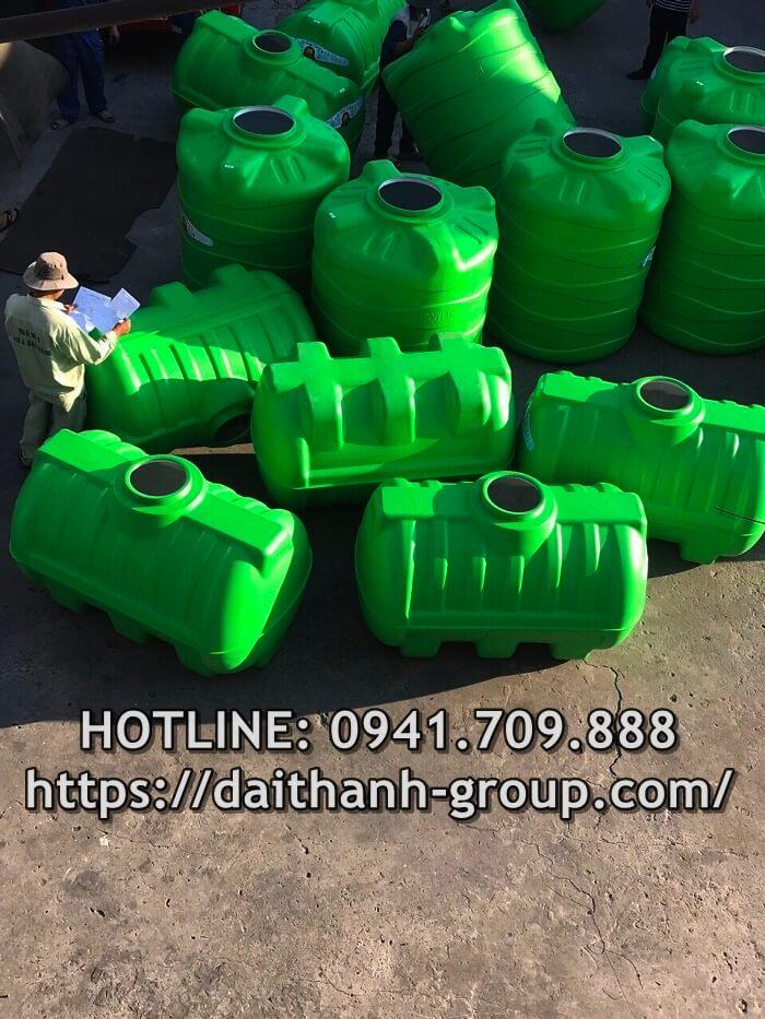 Danh sách các đại lý phân phối bồn nước nhựa Đại Thành