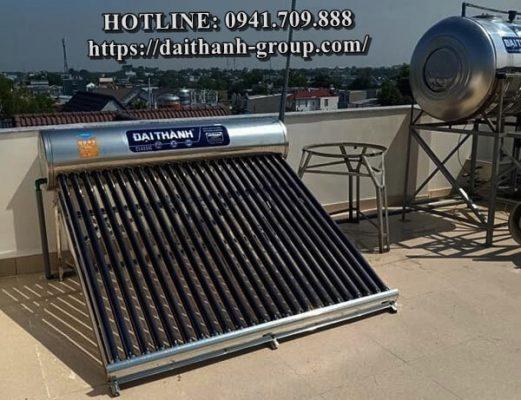 Phân phối máy nước nóng mặt trời Đại Thành chính hãng